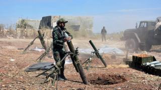 Συρία: Δεκάδες νεκροί σε συγκρούσεις τζιχαντιστών με δυνάμεις του συριακού καθεστώτος