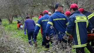 Χανιά: Αίσιο τέλος στην περιπέτεια τριών ηλικιωμένων τουριστών που παγιδεύτηκαν σε φαράγγι