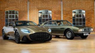 Η Aston Martin DBS Superleggera OHMSS είναι το ιδανικό αυτοκίνητο των οπαδών του James Bond