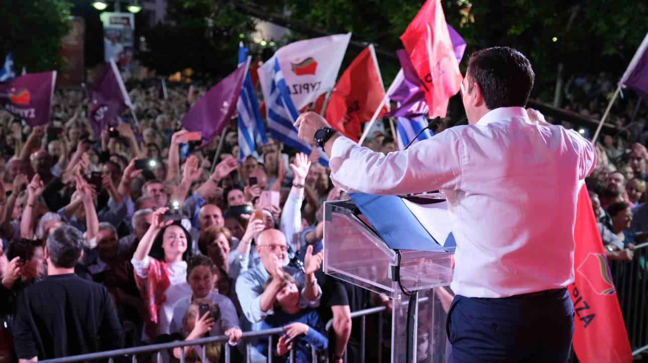 «Ήρθε η ώρα των πολλών»: Το νέο προεκλογικό σποτ του ΣΥΡΙΖΑ