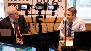 Μητσοτάκης: Οι πολίτες θα ψηφίσουν για την μεγάλη πολιτική αλλάγη