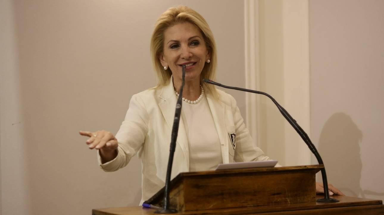 Ιωάννα Καλαντζάκου-Τσατσαρώνη: Οι σημαντικές κατακτήσεις των γυναικών δικηγόρων