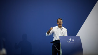 Ευρωεκλογές 2019: «Ο Τσίπρας έδωσε πολύ λίγα, πολύ αργά», είπε ο Μητσοτάκης