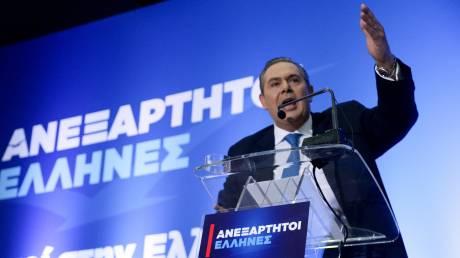 Ευρωεκλογές 2019: «Να ακουστεί η φωνή της Ελλάδας στο Ευρωκοινοβούλιο», είπε ο Καμμένος
