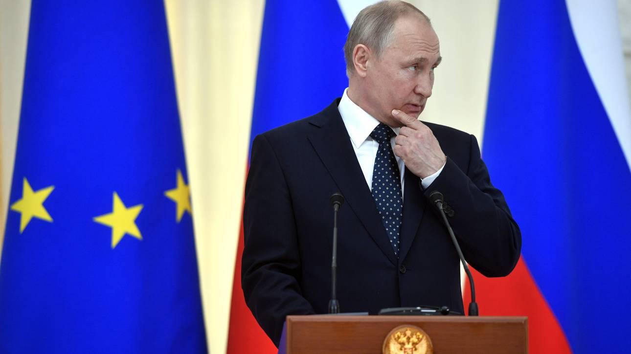 O ψηφιακός «Πούτιν» θα παρουσιάζει χιουμοριστική εκπομπή
