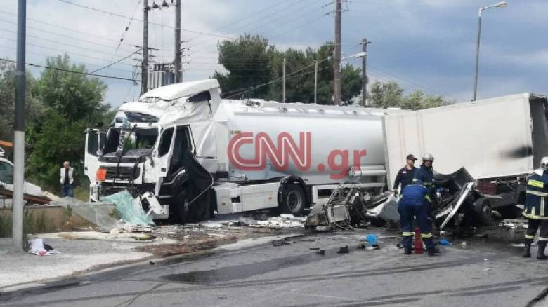 Τροχαίο στη Λ. Κορωπίου - Μαρκοπούλου: Ταυτοποιήθηκε ο οδηγός του ΙΧ που εμπλέκεται στο δυστύχημα