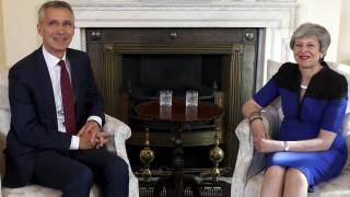 Στο Λονδίνο η επόμενη σύνοδος κορυφής του ΝΑΤΟ