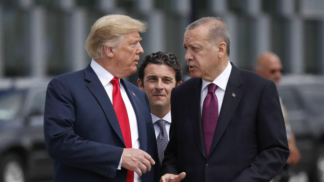 Νέα προειδοποίηση ΗΠΑ στην Τουρκία: Θα υπάρξουν πολύ αρνητικές συνέπειες αν πάρετε τους S-400