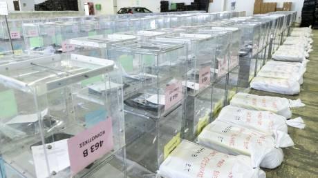 Νέα δημοσκόπηση: Προβάδισμα 3,4 μονάδων για τη ΝΔ