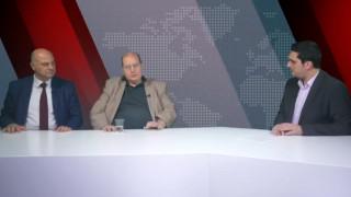 Αντιλογίες: Νίκος Φίλης και Κώστας Τσιάρας στο στούντιο του CNN Greece
