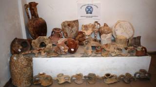Λακωνία: Συνελήφθη 65χρονος για αρχαιοκαπηλία