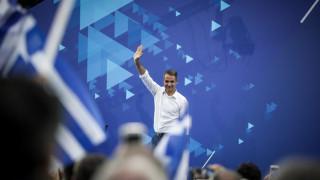 Ευρωεκλογές 2019 : Με πρωταγωνιστή τον Μητσοτάκη το τελευταίο προεκλογικό σποτ της ΝΔ