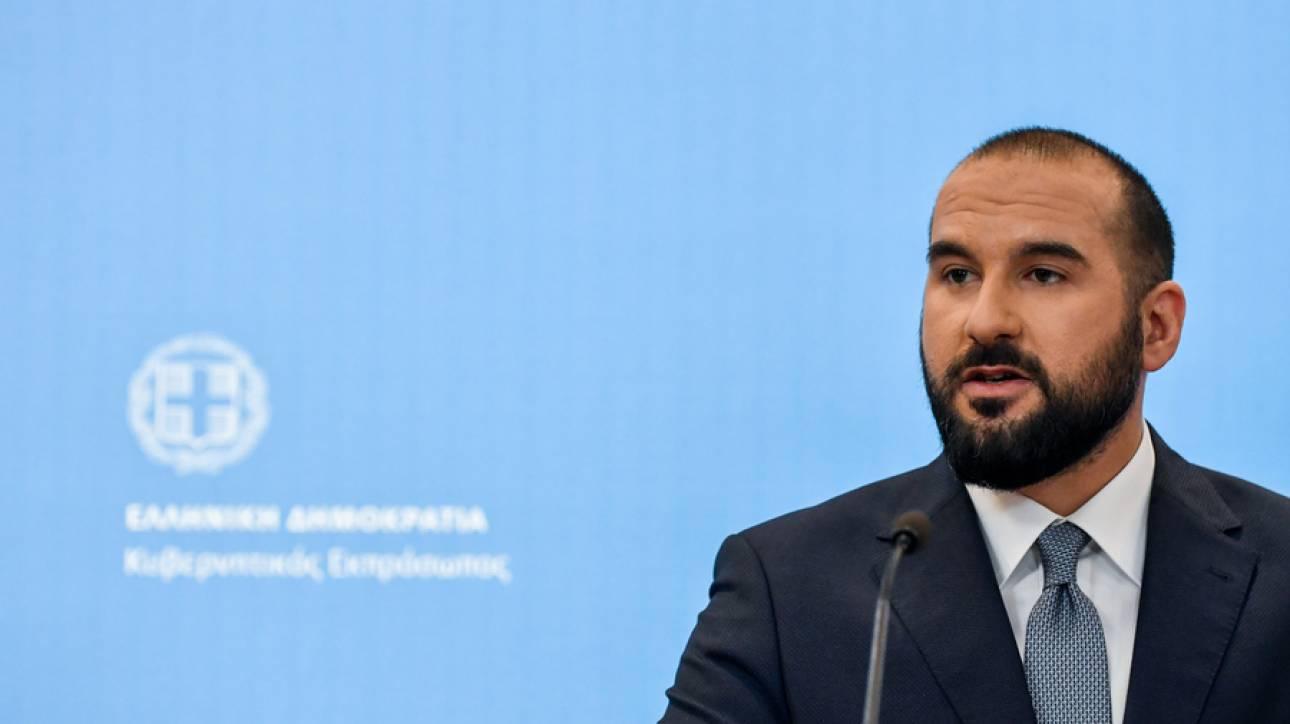 Τζανακόπουλος: Οι ευρωεκλογές είναι ψήφος εμπιστοσύνης στα θετικά μέτρα