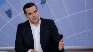 Συνέντευξη του Αλέξη Τσίπρα στην ΕΡΤ