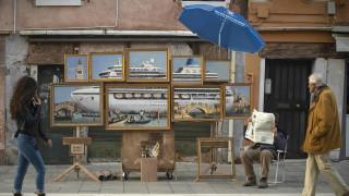 Ο Banksy εμφανίστηκε… απρόσκλητος στη Μπιενάλε της Βενετίας - Αυτό είναι το έργο που παρουσίασε