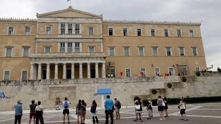 Επίθεση Ρουβίκωνα στη Βουλή: Ελεύθερος με περιοριστικούς όρους ο 36χρονος