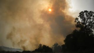 «Ευχαριστώ» του Νετανιάχου στην Ελλάδα για τη βοήθεια με τις πυρκαγιές