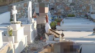 Σε αυτό το νεκροταφείο της Ελλάδας δεν λιώνουν οι νεκροί - Σε απόγνωση οι κάτοικοι