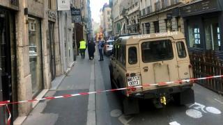 Έκρηξη βόμβας με τραυματίες στη Λυών - Συγκλονίζουν οι μαρτυρίες