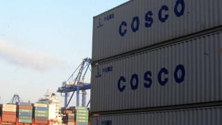 Αίτημα Cosco σε ΤΑΙΠΕΔ για μεταβίβαση του επιπλέον 16% του ΟΛΠ