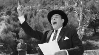 Όταν το ελληνικό παλιό σινεμά «ψήφιζε» Γκόρτσο, Μαυρογιαλούρο και Καλοχαιρέτα... (pics)