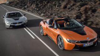 H επόμενη BMW i8 μπορεί και να είναι πλήρως ηλεκτρική. Το βέβαιο είναι πως θα είναι πολύ πιο ισχυρή