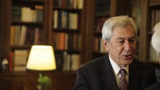 Πέθανε ο πρόεδρος της Attica Bank Γιώργος Μιχελής