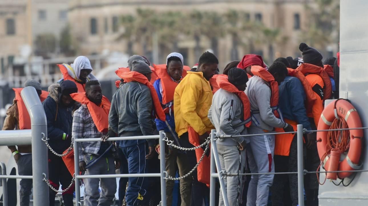 Μάλτα: Επιτυχής επιχείρηση διάσωσης 216 μεταναστών από Λιβύη