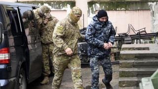 Την απελευθέρωση των Ουκρανών ναυτών ζητά το διεθνές ναυτικό δικαστήριο από τη Ρωσία
