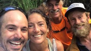 Αίσιο τέλος για 35χρονη αγνοούμενη: Βρέθηκε σώα μετά από 15 μέρες σε δάσος της  Χαβάης