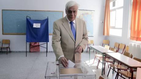 Εκλογές 2019: Τι ώρα και πού θα ψηφίσουν ο ΠτΔ, ο πρωθυπουργός και οι πολιτικοί αρχηγοί