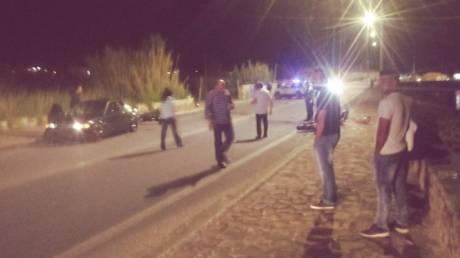 Μυτιλήνη: Φρικτό τροχαίο με τρεις νεκρούς - Μια 16χρονη ανάμεσα στα θύματα