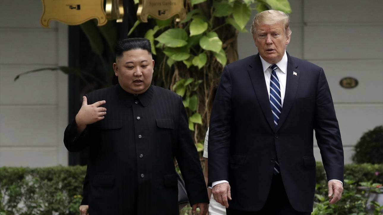 ΗΠΑ: O Ντόναλντ Τραμπ έχει εμπιστοσύνη στον Κιμ Γιονγκ Ουν