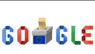Google Doodle: Αφιερωμένο στις Ευρωεκλογές 2019
