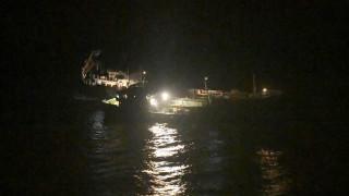 Ιαπωνία: Αγνοούνται τέσσερις ναυτικοί μετά από σύγκρουση πλοίων