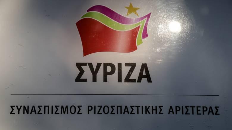 Ελευσίνα: Διέρρηξαν γραφεία του ΣΥΡΙΖΑ και έκαψαν προεκλογικό υλικό