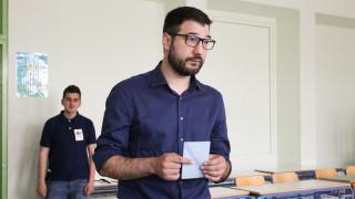 Εκλογές 2019: Σύνθημα από τον Ηλιόπουλο για μία Αθήνα πιο δημοκρατική, πιο ανοιχτή και αντιφασιστική
