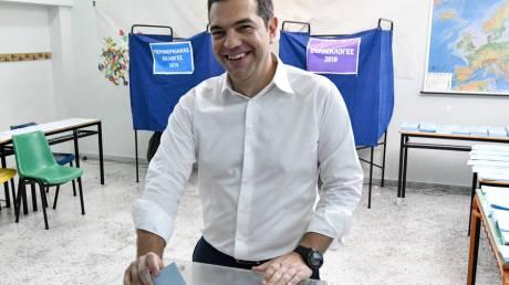 Εκλογές 2019:  Ο Αλέξης Τσίπρας και ο επίδοξος... πρόεδρος της Δημοκρατίας!