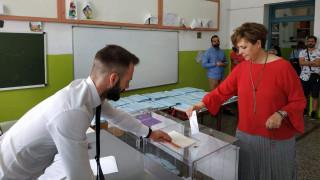 Εκλογές 2019: «Είναι ημέρα απόφασης αλλά και ευθύνης», δήλωσε η Γεροβασίλη
