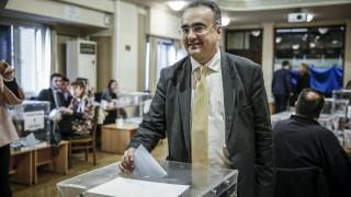 Εκλογές 2019: «Η εκλογική διαδικασία εξελίσσεται ομαλά», λέει ο Βερβεσός