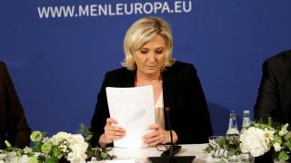 Αποτελέσματα εκλογών 2019: Προβάδισμα για την Λεπέν έναντι του Μακρόν στη Γαλλία