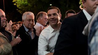 Αποτελέσματα εκλογών 2019: Στην Κουμουνδούρου ο Τσίπρας