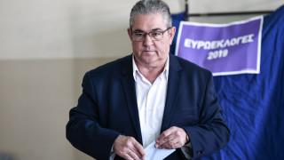 Αποτελέσματα εκλογών 2019: Αισιοδοξία του ΚΚΕ για το τελικό αποτέλεσμα