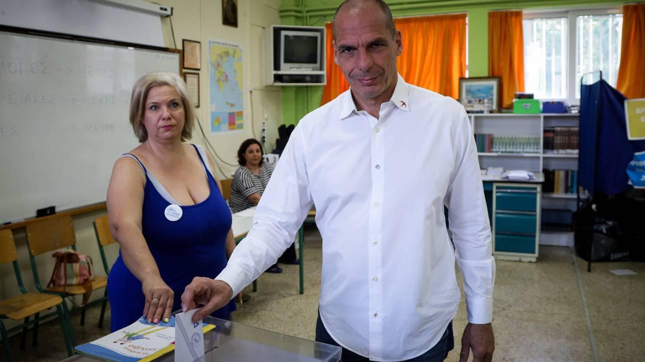 Αποτελέσματα εκλογών 2019: Είδαμε το τέλος μιας ευρωπαϊκής αρχής για το ΜέΡΑ25, είπε ο Βαρουφάκης