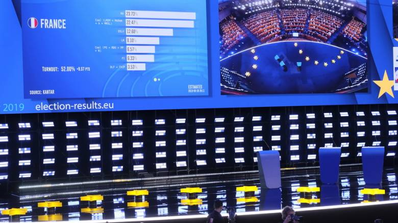 Αποτελέσματα εκλογών 2019: Πώς διαμορφώνονται οι συσχετισμοί δυνάμεων στο Ευρωκοινοβούλιο
