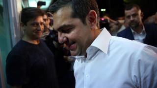 Αποτελέσματα εκλογών 2019: Εκλογές ανακοινώνει ο Αλέξης Τσίπρας