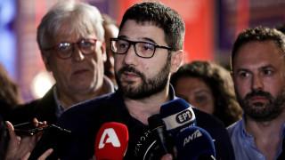 Αποτελέσματα εκλογών 2019: «Σήμερα είναι μια ωραία μέρα για την Αθήνα», είπε ο Ηλιόπουλος