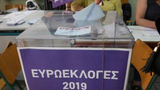 Αποτελέσματα εκλογών 2019: Αυτοί οι υποψήφιοι προηγούνται σε σταυρούς