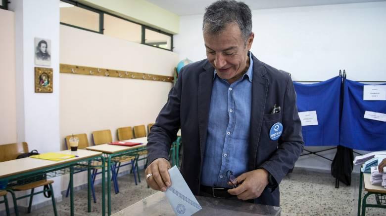 Αποτελέσματα εκλογών 2019: «Το Ποτάμι έχασε, δεν χωράνε εξωραϊσμοί», λέει ο Θεοδωράκης