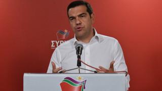 Αποτελέσματα εκλογών 2019: Τσίπρας - Άμεση προκήρυξη πρόωρων εκλογών